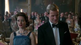 Download The Kennedys meet Queen Elizabeth. The Crown [2x8] Video