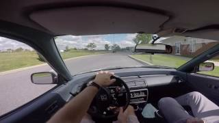 Download Driving an ED6 (EF) Hatch for the First Time Video