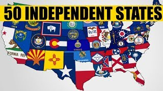 Download What If Every U.S. State Became Independent? Video