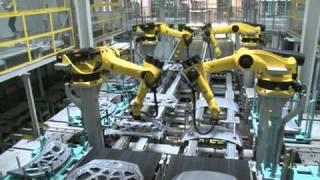 Download KIA Motors Slovakia - PRESS SHOP Video