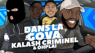 Download DANS LA GOVA avec Kalash Criminel & Ohplai | ″La Fosse aux lions″ en EXCLU Video