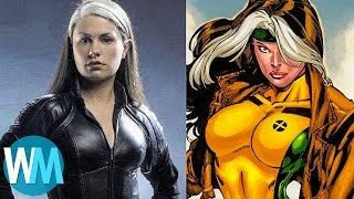 Download Top 10 Biggest DIFFERENCES Between The X-Men Movies And Comics Video