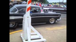 Download Pro street 57 Chevy at Back to the Fifties Video