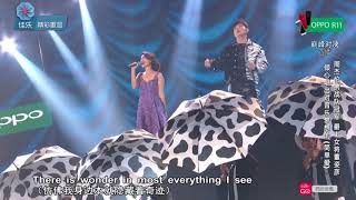 Download Sing! China Season 2 Finals – Joanna Dong duets with Jay Chou《简单爱》 Video