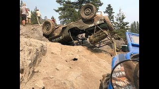 Download Vintage Willys Jeeps Rubicon Trail 2018 (Day 2 Part 2) Video