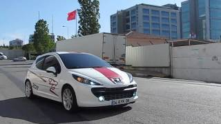 Download Peugeot 207 RC LeMans caraudiosoul Video