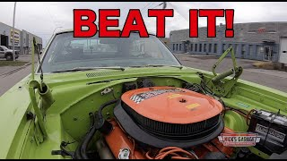 Download Killer 1970 Dodge Falls Apart - This Is Why I Test Drive Them! Video