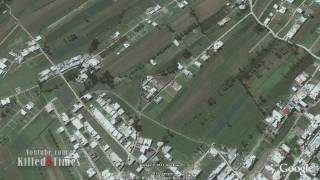 Download Google Earth. Satellite View of OSAMA Bin Laden's Compound -HD Video