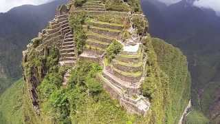 Download Machu Picchu from a DJI Phantom w/ GoPro Hero3 HD Video