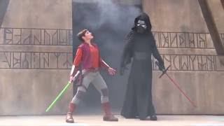 Download Darth Vader, Kylo Ren, Darth Maul, and The Seventh Sister - Trials of the Temple - Jedi show Video