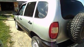 Download Chevrolet Niva, «Нива Шевроле» 10 часть. Сборка. Осмотр ГОТОВОЙ! Video