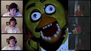 Download MORREMOS DE SUSTO! - Five Nights at Freddy's MULTIPLAYER! Video