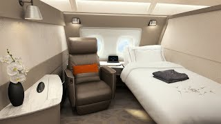 Download Singapore Airlines A380 First Class Suite London to Singapore (PHENOMENAL!) Video