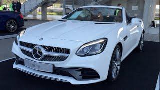 Download Mercedes-Benz SLC 300 2016 In detail review walkaround Interior Exterior Video