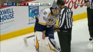 Download Gotta See It: Rinne causes delay searching for puck in equipment Video
