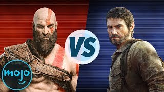 Download God of War 2018 Vs The Last of Us Video