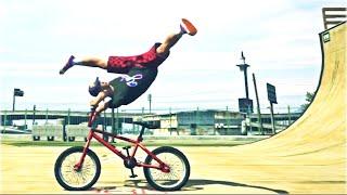 Download GTA 5 - BMX FREESTYLE 2 (GTA V BMX Stunts Montage) Video