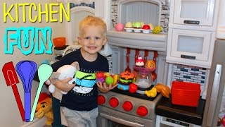Download Step2 Grand Luxe Kitchen Playtime Review Video