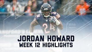 Download Jordan Howard Racks Up 127 Total Yards! (Week 12 Highlights)   Titans vs. Bears   NFL Video