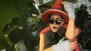 Download King Of The Zombies! The Invincible Base, Muselks Colony Of Idiots [TF2 Zombies] Video