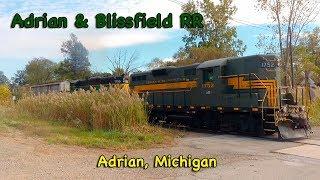 Download Jon B. Rails Video - ADBF works uphill towards Adrian, MI. Video