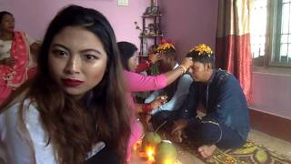 Download Tihar, bhaitika 2074, unedited Raw video Video
