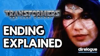 Download Transformers: The Last Knight Ending Explained Video
