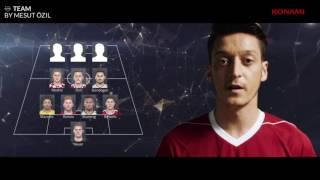 Download PES 2017 Özil myClub 11 Video