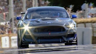 Download Billy Johnson's timed run at Goodwood Festival of Speed 2017 Video