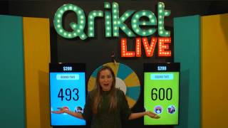 Download QriketLIVE Replay #88 - Free Play $200 Game Video