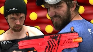 Download NERF TORTURE with the Nerf Rival Khaos Video