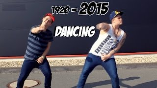 Download DANCE THROUGH TIME (1920-2015) | BadAss Movement Video