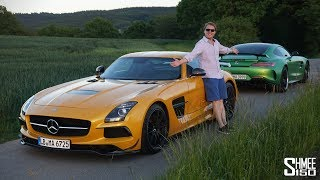 Download Why the EPIC SLS AMG Black Series is Worth £500,000! Video
