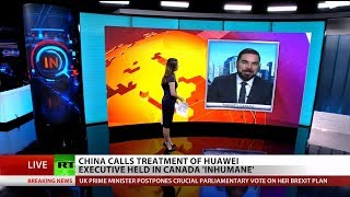 Download China Demands Release of Jailed Huawei Executive Video