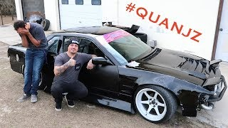 Download MY 1JZ 240SX IS HOME! Video