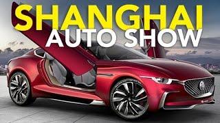 Download Top 10 Best Cars from the 2017 Shanghai Motor Show Video