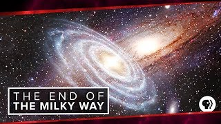Download The Andromeda-Milky Way Collision | Space Time Video