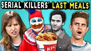 Download Serial Killer's Last Meals on Death Row (React) Video