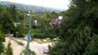 Download Libegő Jánoshegy Budapest Hungary Video