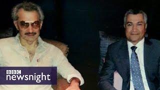 Download Inside Saudi Arabia's anti-corruption campaign - BBC Newsnight Video