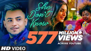 Download She Don't Know: Millind Gaba Song | Shabby | New Hindi Song 2019 | Latest Hindi Songs Video