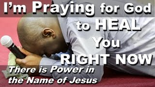 Download MIRACLE PRAYER - I'M PRAYING FOR GOD TO HEAL YOU RIGHT NOW IN JESUS NAME. Video