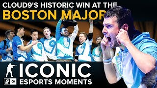 Download ICONIC Esports Moments: Cloud9's historic win at the Boston Major Video
