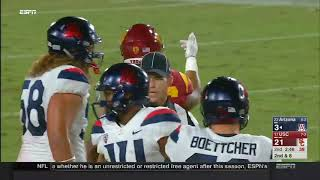Download USC Football: USC 49, Arizona 35 - Highlights (11/4/17) Video
