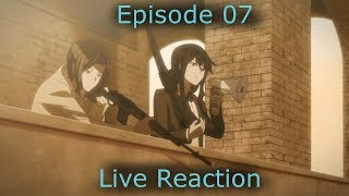 Download Kino no Tabi: The Beautiful World - The Animated Series Episode 07 Live Reaction Video