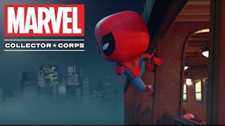 Download Marvel Collector Corps: Spider-Man Homecoming Trailer! Video