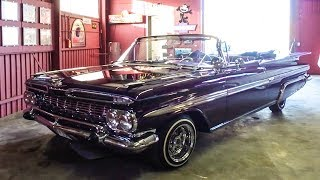 Download Miguel Alatorre & His 1959 Chevrolet Impala - Lowrider Roll Models Ep. 2 Video