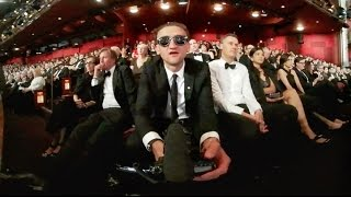 Download Watching LEO WIN THE OSCAR in 360˚ Video