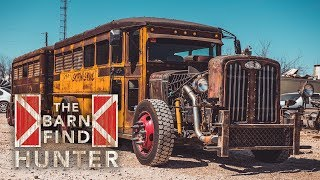 Download K-Code Mustang, a rat rod bus, and a whole lot more | Barn Find Hunter - Ep. 40 Video