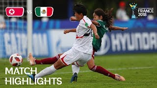 Download Korea DPR v. Mexico - FIFA U-20 Women's World Cup France 2018 - Match 11 Video